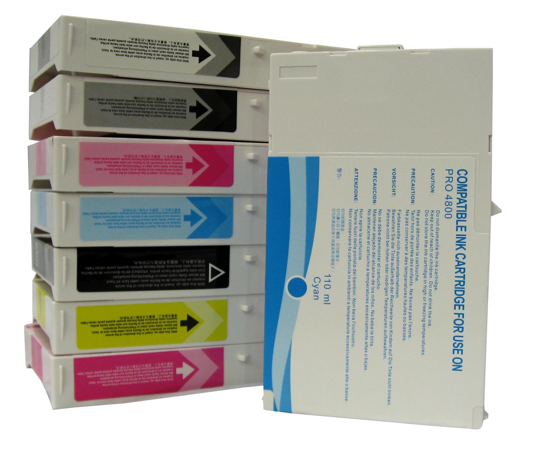 סט מחסניות למדפסת אפסון 4450