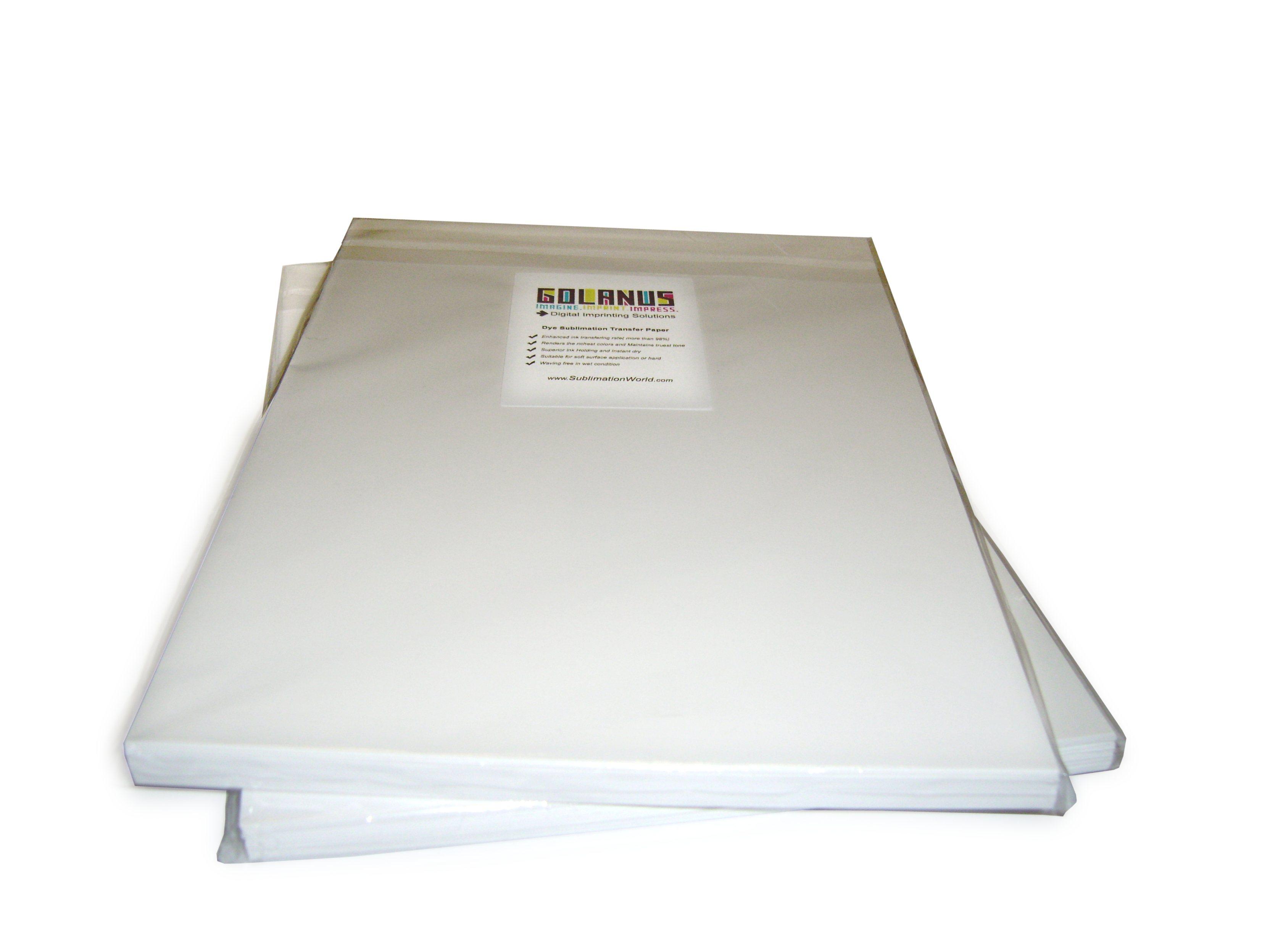 נייר סובלימציה רב שימושי 250 דף  A4