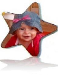 מגנט כוכב קטן 5.5 * 5.5