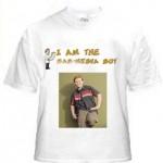 חולצת סובלימציה מידה 12