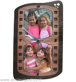 שעון צילום 2 תמונות