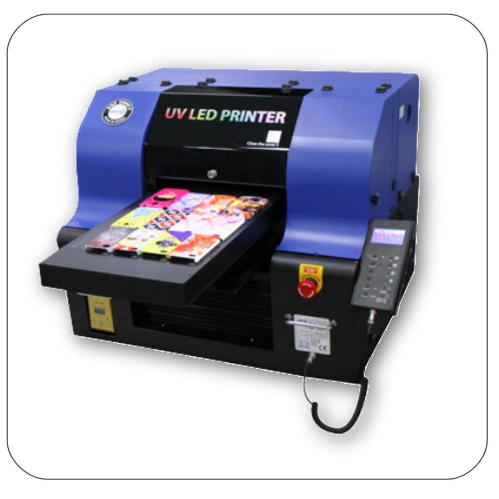 מדפסת UV להדפסה ישירות על קשיחות