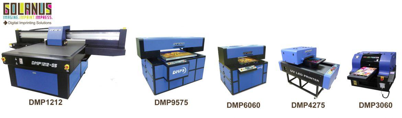 UV LED Flatbed Printers